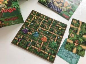 jouer karuba cartes