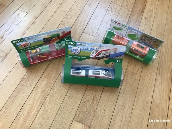 test coffret train tunnel brio