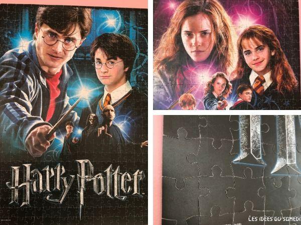 puzzle poster mousse hermione