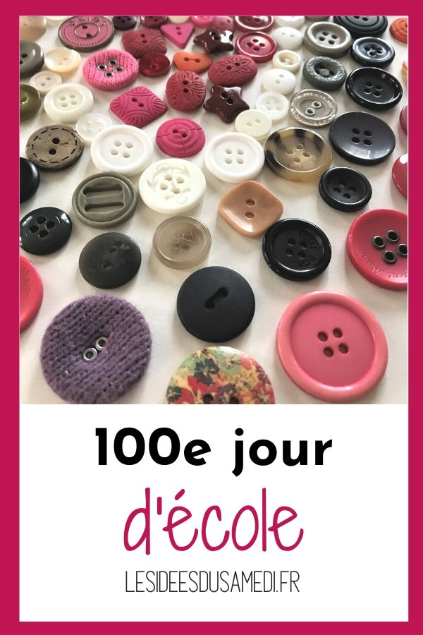100 jours ecole projets lesideesdusamedi
