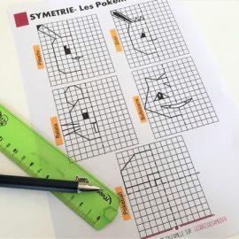 fiche-symetrie-geometrique-pokemon-telecharger