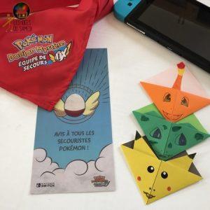 test pokemon donjon mystere equipes de secours