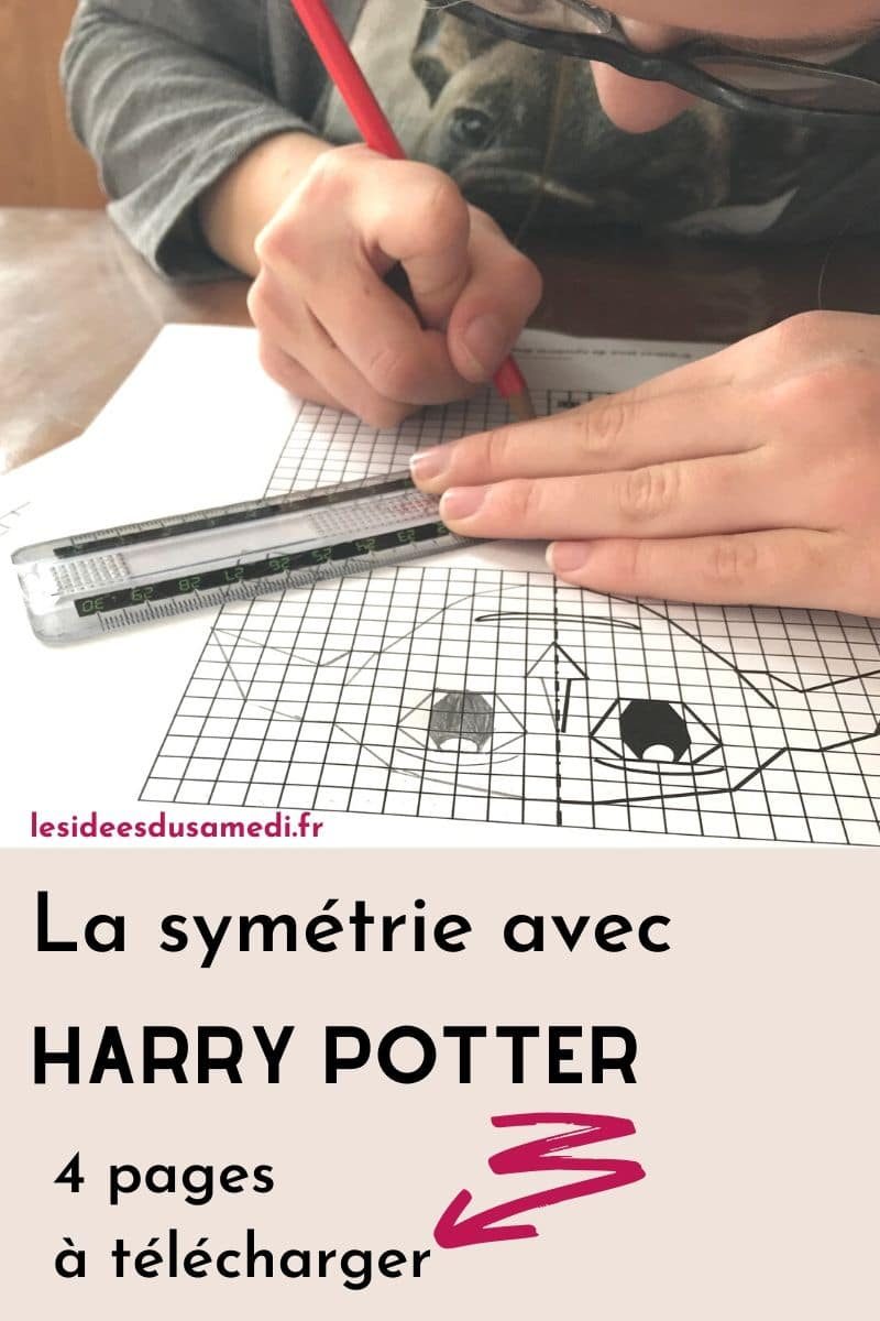 symetrie harry potter pinterest iddusamedi