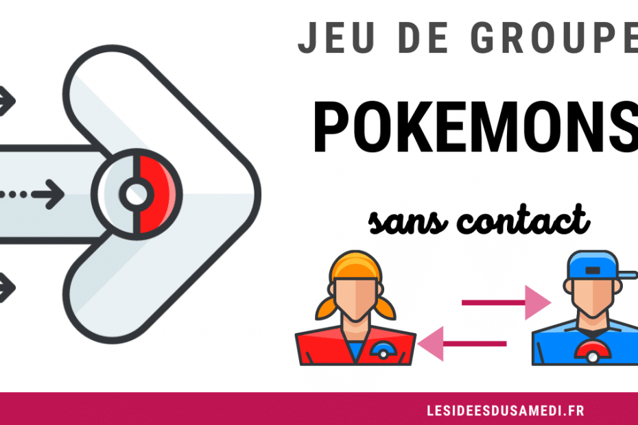 jeu groupe pokemon imprimer