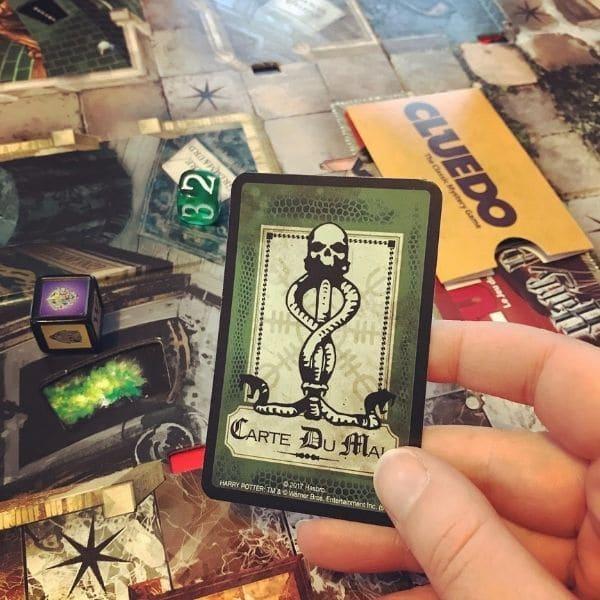 carte jeu societe harry potter