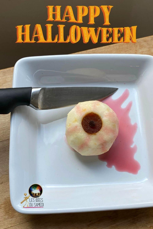 Buffet D Halloween Facile A Faire Soi Meme Horribles Gourmandises Salees Et Sucrees