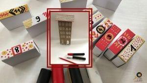 calendrier maison avent boites allumettes couv