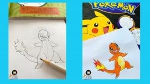 livre pokemon apprendre dessin