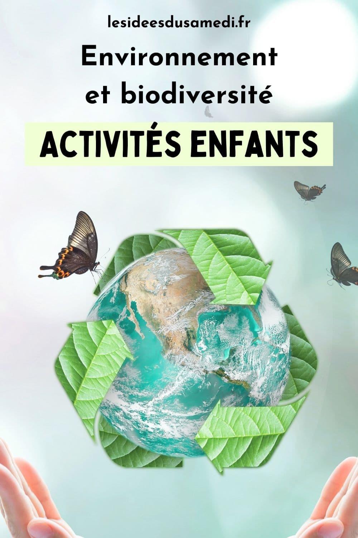 activites enfants biodiversite