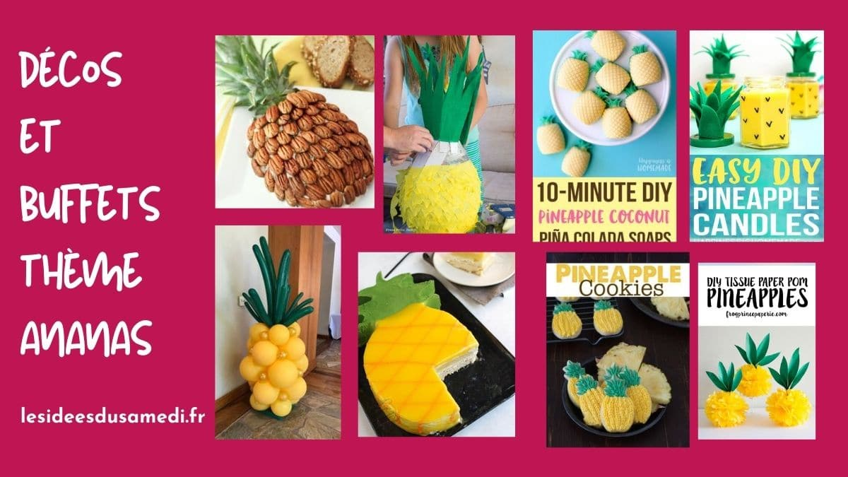 decorations-ananas-fete-tropicale